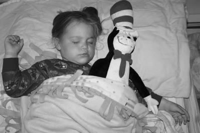 maggie sleeps