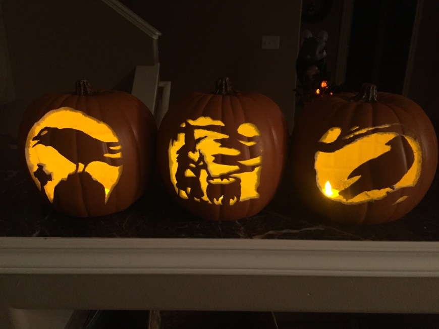 Best. Carvings. Ever.